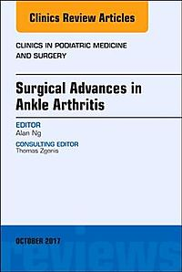 Surgical Advances in Ankle Arthritis