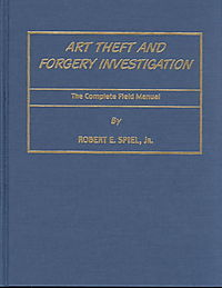 Art Theft and Forgery Investigation