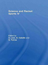 Science and Racket Sports IV