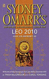 Sydney Omarr's Day-by-day Astrological Guide for Leo 2010