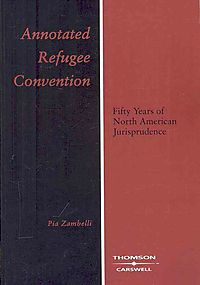 Annotated Refugee Convention