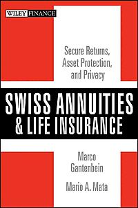 Swiss Annuities and Life Insurance
