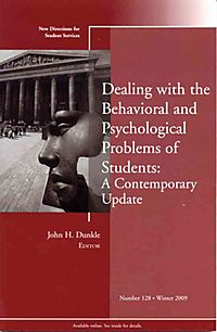 Dealing With the Behavioral and Psychological Problems of Students
