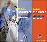 Medicine at a Glance Text and Cases Bundle