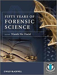 Fifty Years of Forensic Science