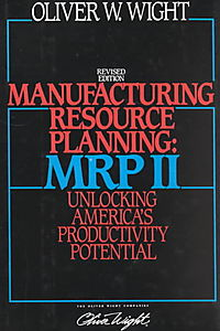 Manufacturing Resource Planning Mrp II