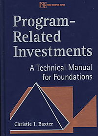 Program-Related Investments