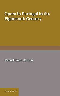 Opera in Portugal in the Eighteenth Century