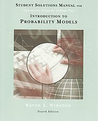 Introduction to Probability Models, Operations Research