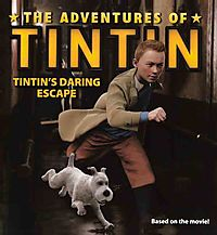 Tintin's Daring Escape