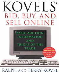 Kovels' Bid, Buy, and Sell Online