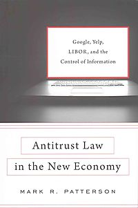 Antitrust Law in the New Economy