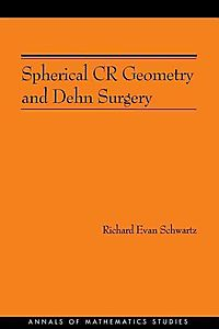 Spherical CR Geometry And Dehn Surgery