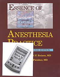 Essence of Anesthesia Practice