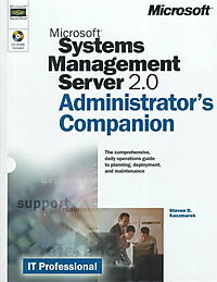 Microsoft Systems Management Server 2.0 Administrator's Companion