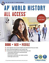 Ap World History All Access + Online