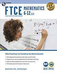 FTCE Mathematics 6-12 (026) Book