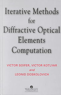 Iterative Methods for Diffractive Optical Elements Computation
