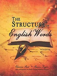 The Structure of English Words