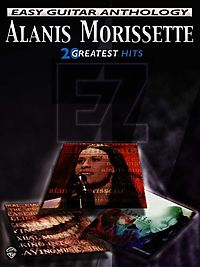 Alanis Morissette Ez Guitar Anthology