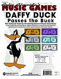 Daffy Duck Passes the Buck Win Colossal Cash by Answering General Music Questions!