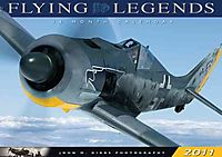 Flying Legends 2011 Calendar
