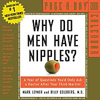 Why Do Men Have Nipples? 2008 Calendar
