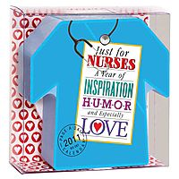 Just for Nurses Die-Cut 2011 Calendar