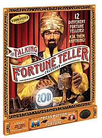 The Talking Fortune Teller 2011 Calendar