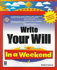 Write Your Will