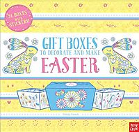 Gift Boxes to Decorate and Make Easter