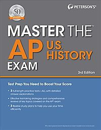 Peterson's Master the AP U.S. History Exam