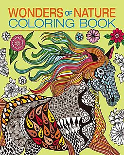 Wonders of Nature Coloring Book - Arcturus Holdings Limited (COR ...