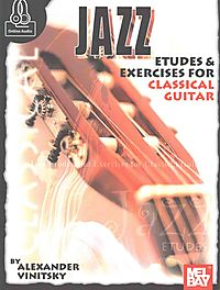 Jazz Etudes & Exercises for Classical Guitar