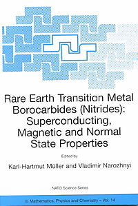 Rare Earth Transition Metal Borocarbides (Nitrides)