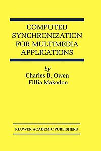 Computed Synchronization for Multimedia Applications