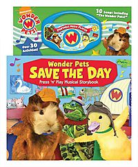 Wonderpets Save the Day