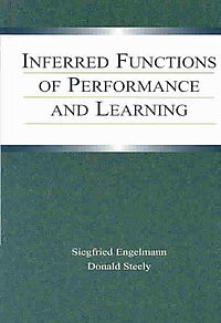 Inferred Functions of Performance and Learning