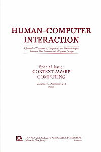 Context-Aware Computing
