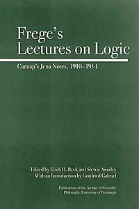 Frege's Lectures on Logic