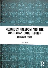 Religious Freedom and the Australian Constitution