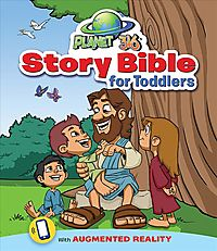 Story Bible for Toddlers