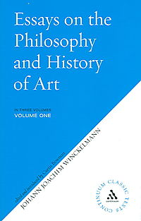 Essays On The Philosophy And History Of Art