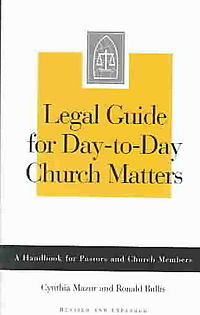 Legal Guide for Day-To-Day Church Matters