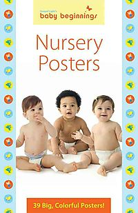 Baby Beginnings Nursery Posters