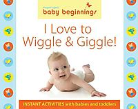 I Love to Wiggle & Giggle! Instant Activities