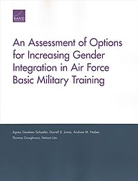 An Assessment of Options for Increasing Gender Integration in Air Force Basic Military Training