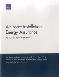Air Force Installation Energy Assurance