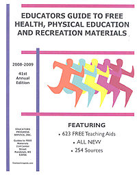Educators Guide to Free Health, Physical Education &  Recreation Materials