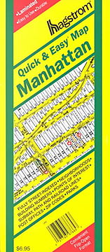Quick and Easy Map Manhattan